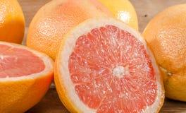 Fresh grapefruits Royalty Free Stock Photo