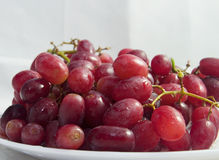 Fresh Grapes Stock Photo