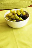 Fresh grapes Royalty Free Stock Image