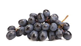 Fresh grapes brunch. Stock Photos
