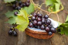Fresh grapes-International Food Royalty Free Stock Photo
