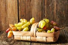 Fresh grapes Royalty Free Stock Photo