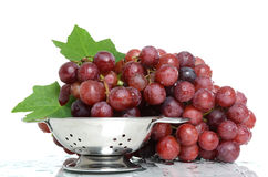 Fresh Grapes Royalty Free Stock Photo