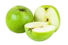 Fresh green apples Royalty Free Stock Image