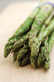 Fresh green asparagus Royalty Free Stock Photos