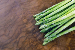 Fresh green asparagus - spring vegetable Royalty Free Stock Photography
