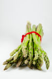 Fresh green asparagus Royalty Free Stock Images