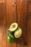 Fresh green avocado Royalty Free Stock Photo