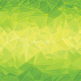 Fresh Green Background Stock Photography