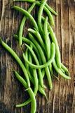Fresh green beans. Stock Photography