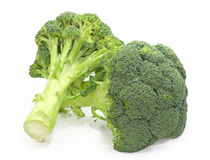 Fresh green broccoli Royalty Free Stock Photography