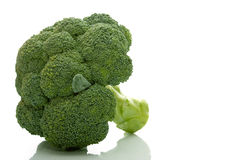 Fresh green Broccoli Royalty Free Stock Photo