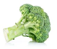 Fresh green cabbage broccoli Royalty Free Stock Photo