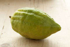 Fresh green citron Royalty Free Stock Image
