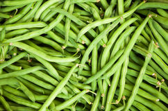 Fresh green French bean Royalty Free Stock Photo