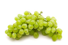 Fresh green grape Stock Images