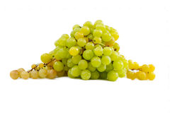 Fresh green grapes Royalty Free Stock Photography