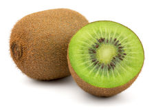 Fresh Green Kiwi Fruit Royalty Free Stock Photo