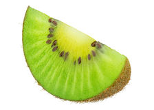 Fresh Green Kiwi Fruit Royalty Free Stock Images