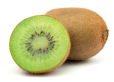 Fresh Green Kiwi Fruit Stock Image