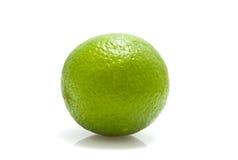 Fresh green lime Stock Image
