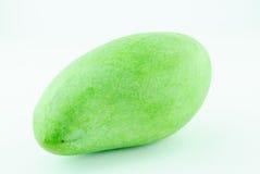 Fresh green mango Royalty Free Stock Photography