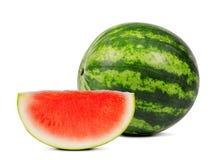 Fresh green melon Stock Photo