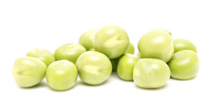 Fresh green pea Royalty Free Stock Photos