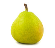 Fresh green pear Royalty Free Stock Images