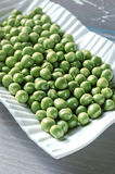Fresh Green Peas, Close-up Stock Photography