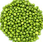 Fresh green peas macro Royalty Free Stock Photo