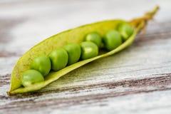 Fresh Green Peas Royalty Free Stock Image