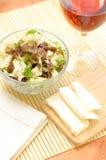 Fresh green salad Royalty Free Stock Photo