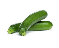 Zucchinis Stock Photography