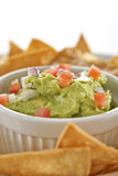 Fresh Guacamole Royalty Free Stock Images