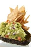 Fresh Guacamole Stock Photos