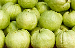 Fresh guava fruit. In the market Stock Photography