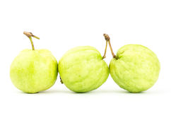 Fresh guava fruit Royalty Free Stock Images