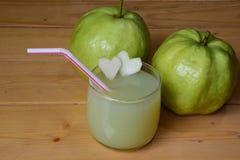Fresh guava juice Royalty Free Stock Photo