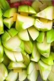 Fresh guava snacks Stock Photo