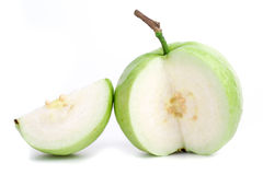 Fresh guava Stock Photos