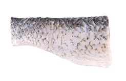 Fresh half of carp fillet. Stock Images