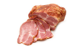 Fresh ham Stock Photo