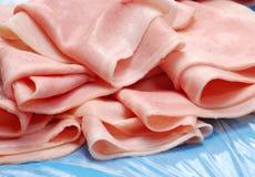 Fresh ham. Royalty Free Stock Photography
