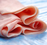 Fresh ham. Stock Image