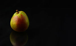 Fresh harvested pear Royalty Free Stock Photo