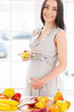 Only fresh and healthy food for my baby. Stock Images