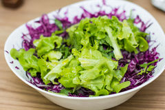 Fresh Healthy Food Salad Stock Images