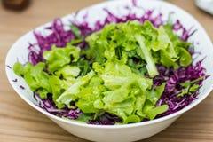 Fresh Healthy Food Salad Stock Images