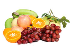 Fresh, healthy fruits Royalty Free Stock Images
